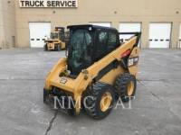 Equipment photo CATERPILLAR 262D MINICARGADORAS 1