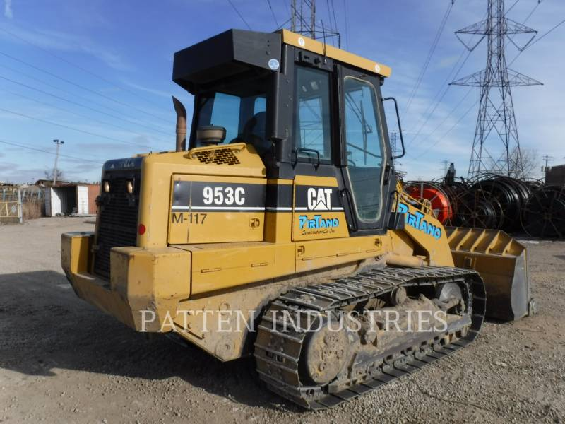 CATERPILLAR CHARGEURS SUR CHAINES 953C AIRS1 equipment  photo 4