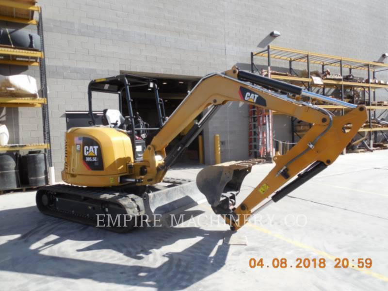 CATERPILLAR EXCAVADORAS DE CADENAS 305.5E2 OR equipment  photo 1