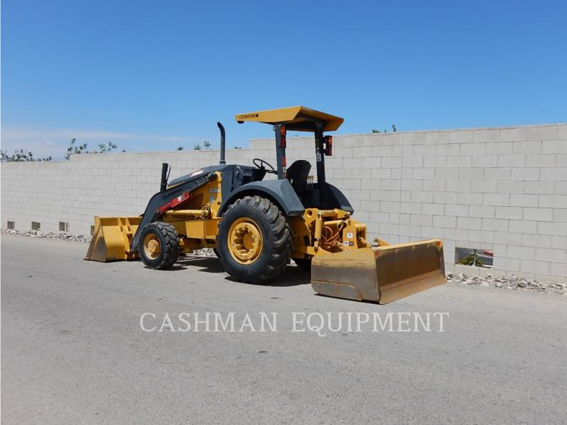JOHN DEERE CARGADOR INDUSTRIAL 210K equipment  photo 3