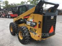 CATERPILLAR CHARGEURS COMPACTS RIGIDES 272D2XHP equipment  photo 3