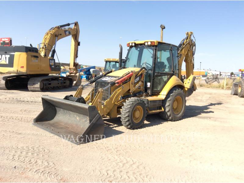 Caterpillar BULDOEXCAVATOARE 420F IT4WE equipment  photo 1