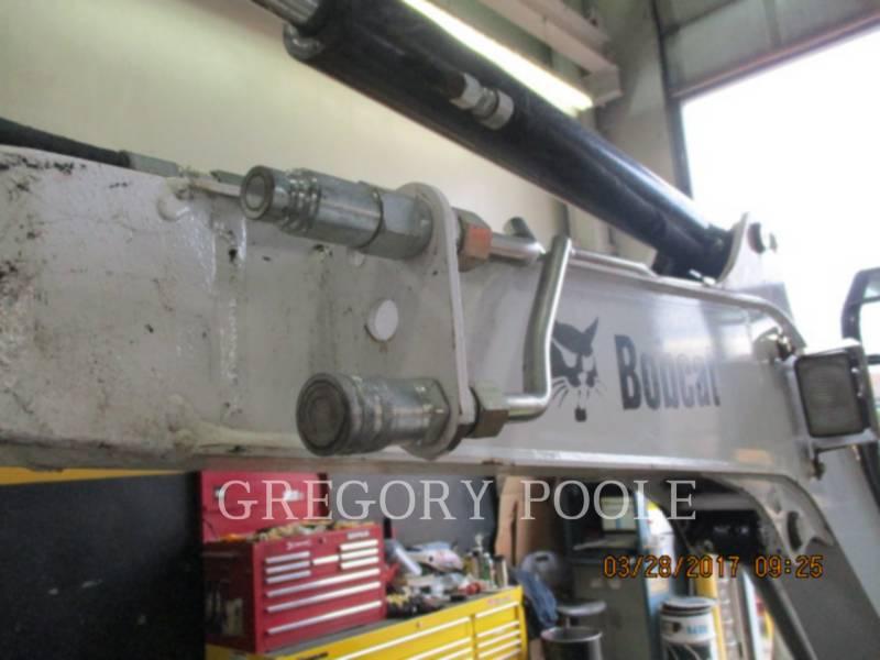BOBCAT TRACK EXCAVATORS E35 equipment  photo 13