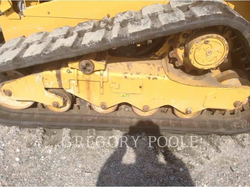 CATERPILLAR CARREGADEIRAS TODO TERRENO 259D equipment  photo 24