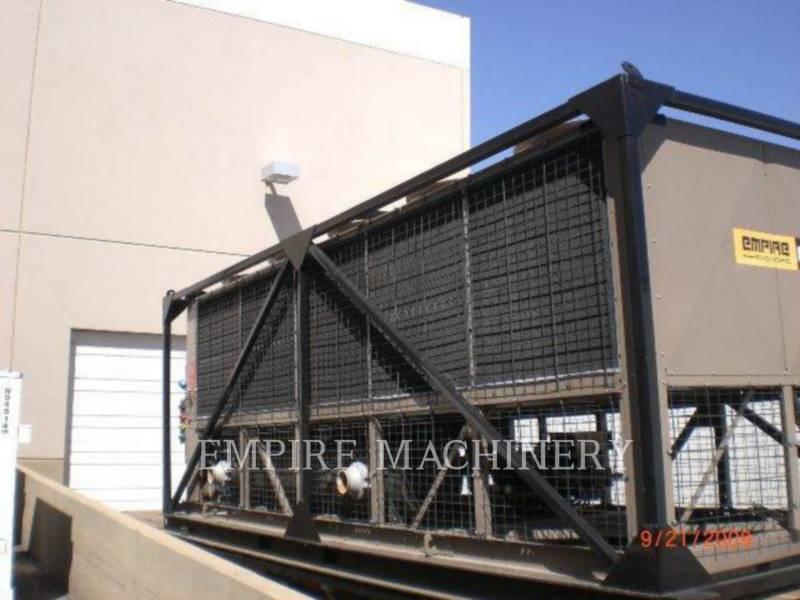 MISC - ENG DIVISION HVAC : CHAUFFAGE, VENTILATION, CLIMATISATION CHILL 200T equipment  photo 1