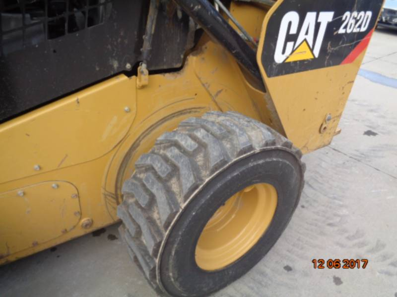 CATERPILLAR MINICARGADORAS 262D equipment  photo 23