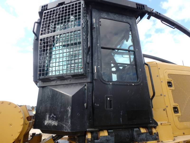 CATERPILLAR SILVICULTURA - TRATOR FLORESTAL 545D equipment  photo 12