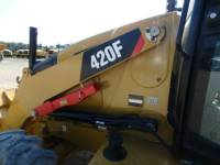 CATERPILLAR CHARGEUSES-PELLETEUSES 420FST equipment  photo 24
