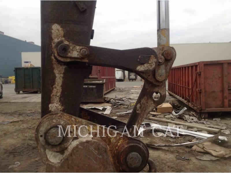 CATERPILLAR WHEEL EXCAVATORS M318 equipment  photo 7