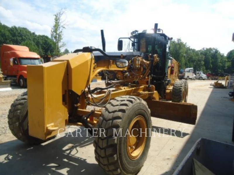 CATERPILLAR MINING MOTOR GRADER 140M3AWD equipment  photo 3