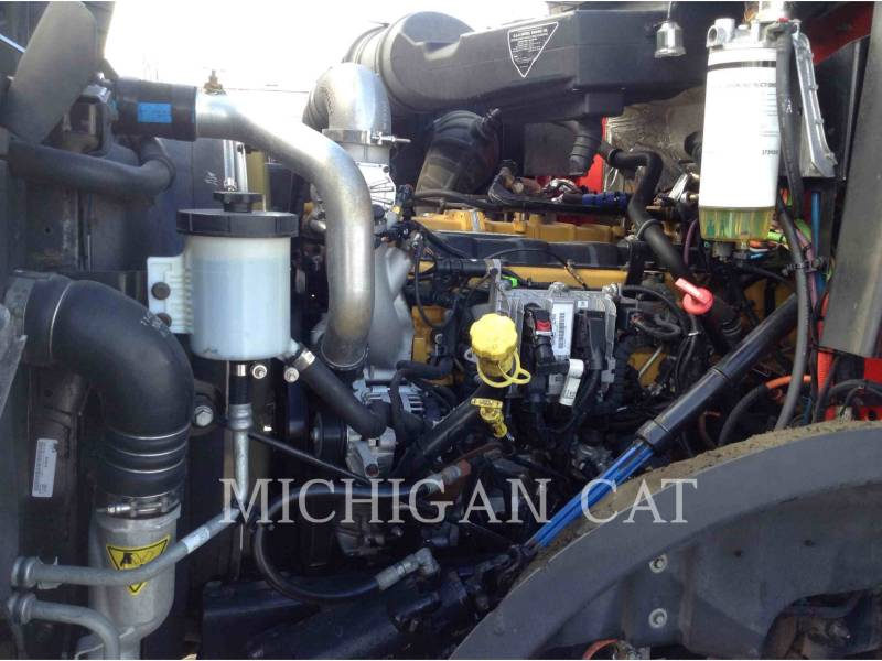 CATERPILLAR CAMIONS ROUTIERS CT660 T13A6 equipment  photo 8