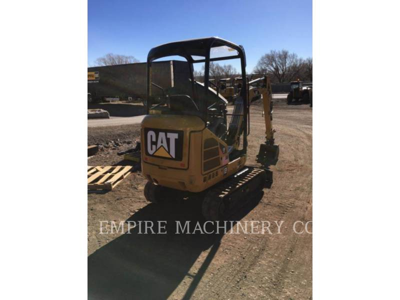 CATERPILLAR KETTEN-HYDRAULIKBAGGER 301.7D OR equipment  photo 3