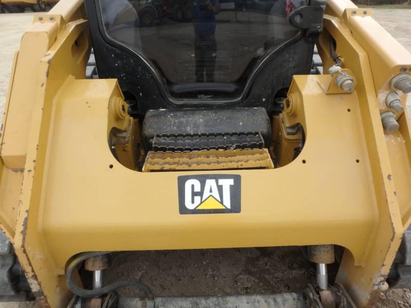 CATERPILLAR 多様地形対応ローダ 299D equipment  photo 20