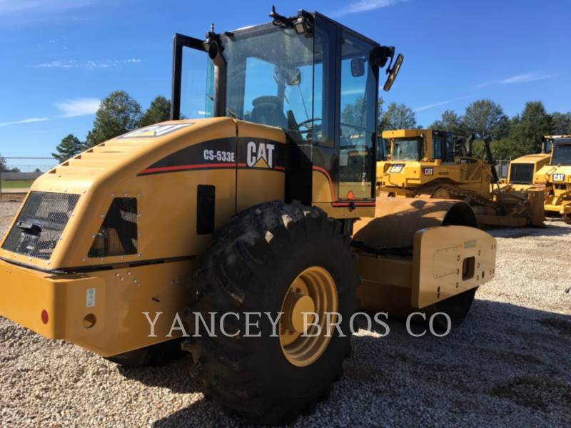 CATERPILLAR COMPACTADORES CS-533E equipment  photo 5