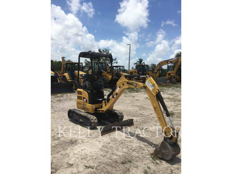 CATERPILLAR KETTEN-HYDRAULIKBAGGER 301.7DCR equipment  photo 2