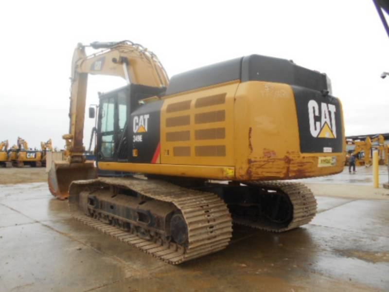 CATERPILLAR ESCAVADEIRAS 349EL equipment  photo 7