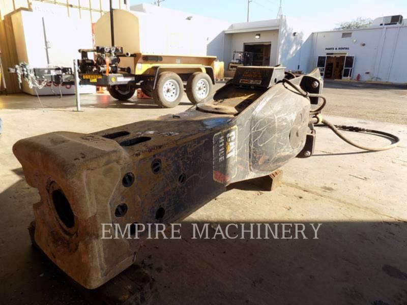 CATERPILLAR HERRAMIENTA DE TRABAJO - MARTILLO H115ES equipment  photo 4