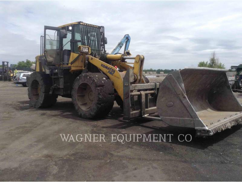 KOMATSU WHEEL LOADERS/INTEGRATED TOOLCARRIERS WA380 equipment  photo 5