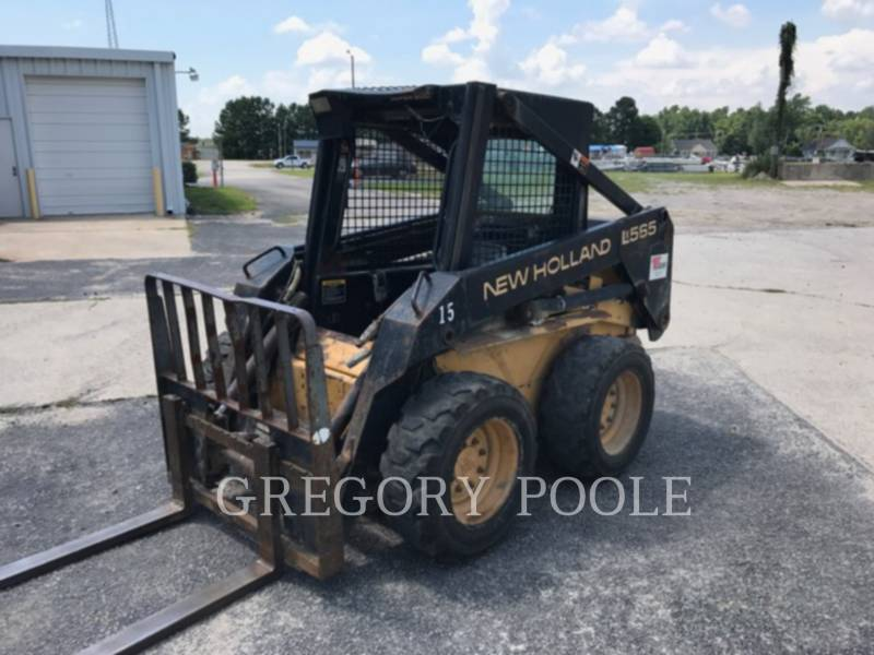 NEW HOLLAND LTD. SKID STEER LOADERS LX565 equipment  photo 1