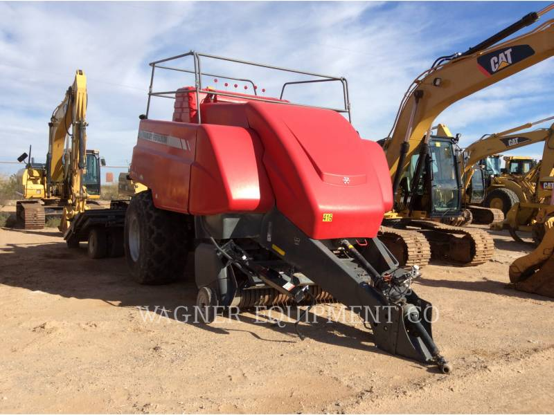 MASSEY FERGUSON MATERIELS AGRICOLES POUR LE FOIN MF2190/ACC equipment  photo 4