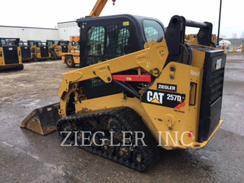 CATERPILLAR MULTI TERRAIN LOADERS 257DS equipment  photo 6