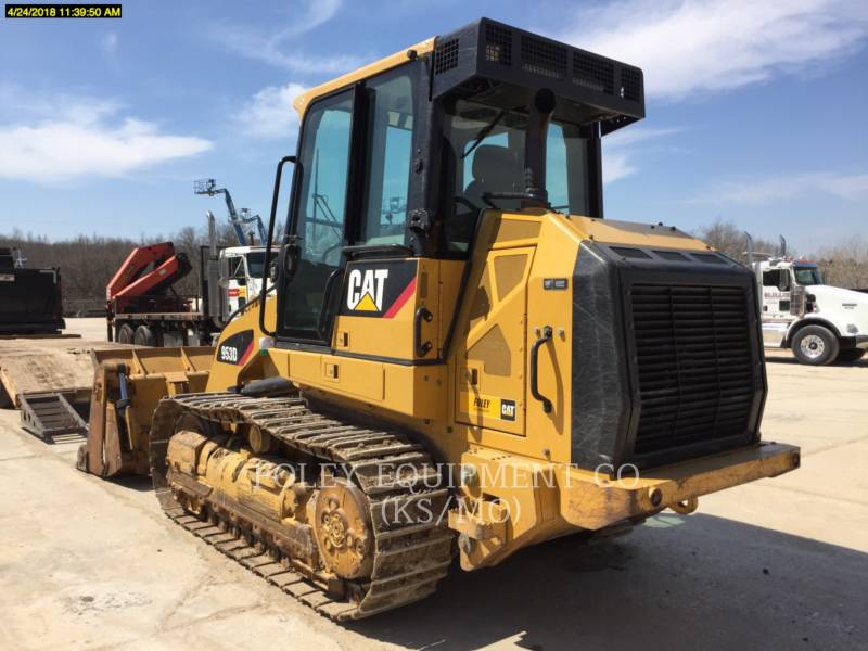 CATERPILLAR 履帯式ローダ 953D equipment  photo 4