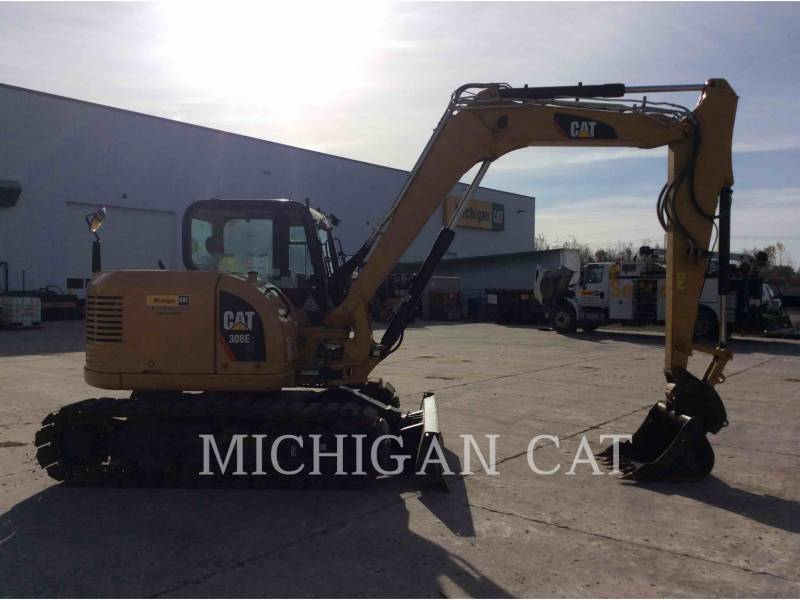 CATERPILLAR PELLES SUR CHAINES 308E2 RBQ equipment  photo 13