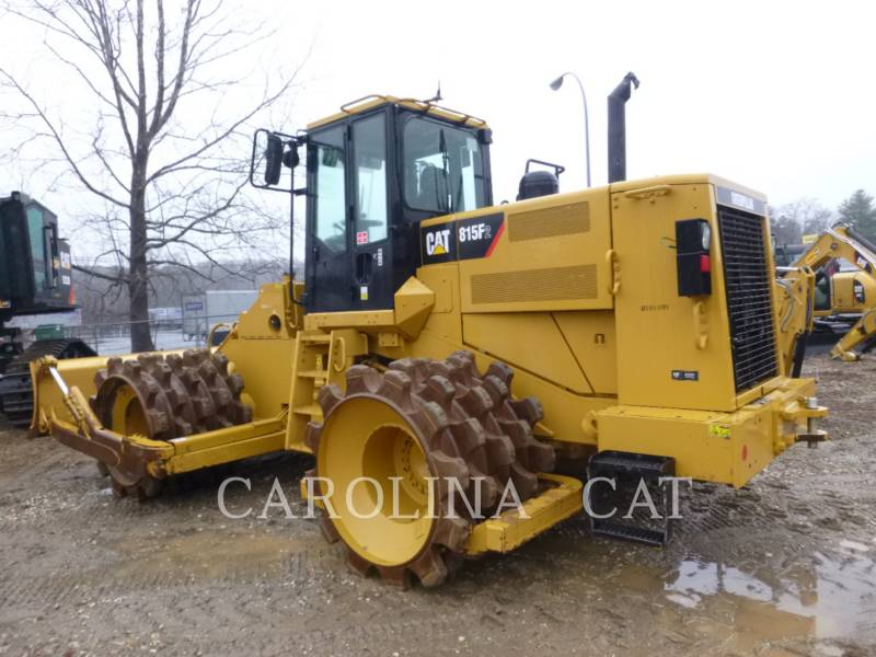 CATERPILLAR WT - УПЛОТНИТЕЛЬ 815F2 equipment  photo 3