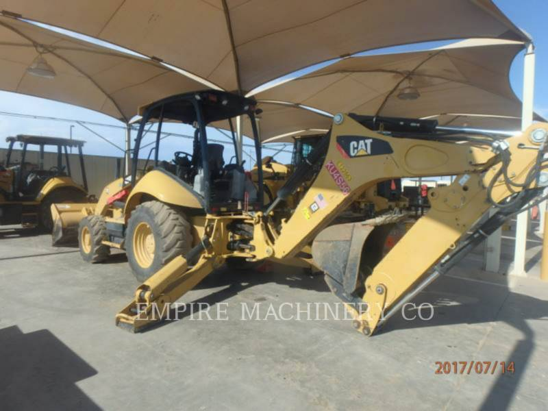 CATERPILLAR BAGGERLADER 420F 4EO equipment  photo 3