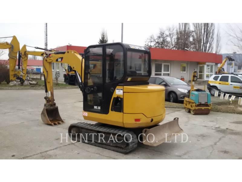 CATERPILLAR TRACK EXCAVATORS 302.5 C equipment  photo 2