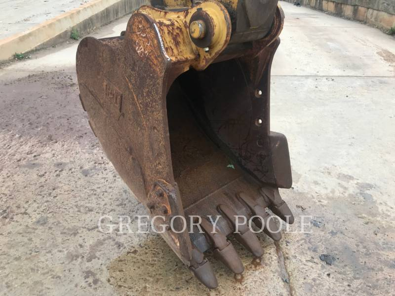 CATERPILLAR KETTEN-HYDRAULIKBAGGER 320E L equipment  photo 16