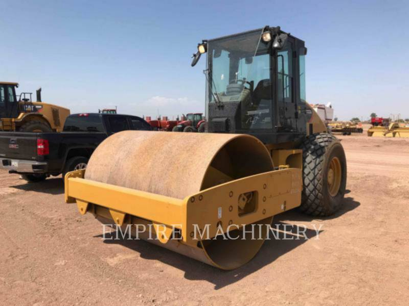 CATERPILLAR COMPATTATORE A SINGOLO TAMBURO VIBRANTE LISCIO CS-533E equipment  photo 7