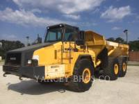 Equipment photo KOMATSU HM400 ARTICULATED TRUCKS 1