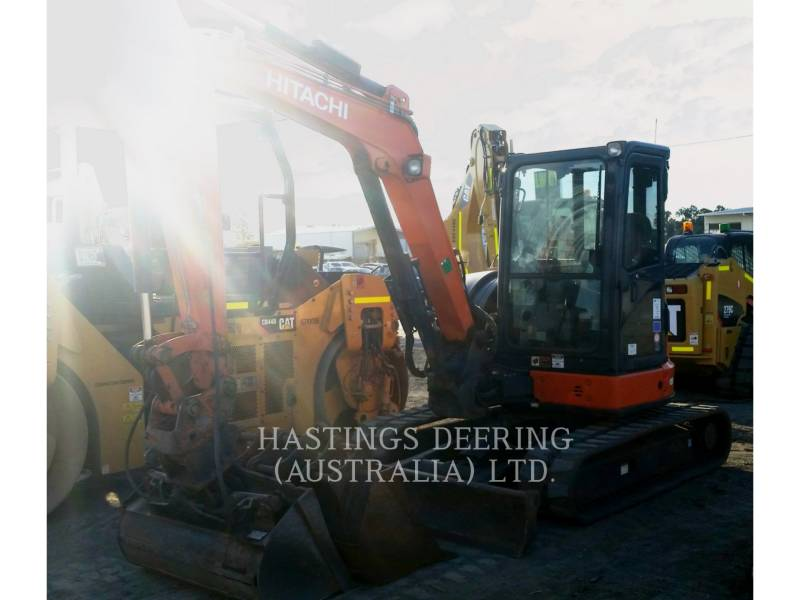 HITACHI TRACK EXCAVATORS ZX48U-5_HT equipment  photo 5