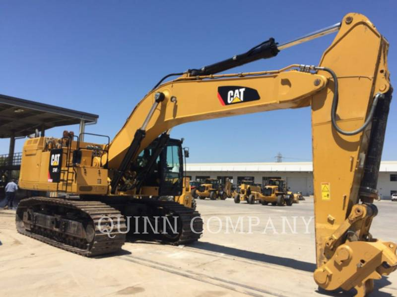CATERPILLAR EXCAVADORAS DE CADENAS 374F equipment  photo 3