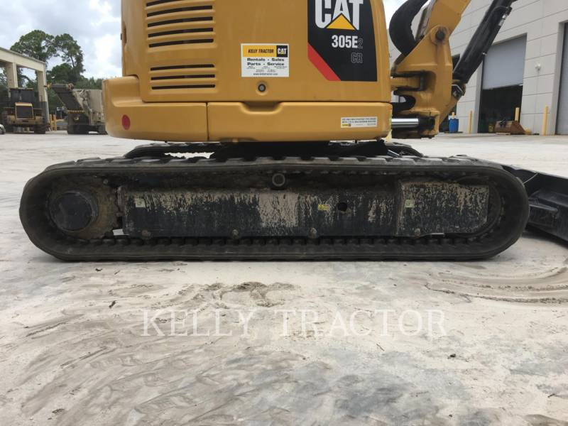 CATERPILLAR TRACK EXCAVATORS 305E2CR equipment  photo 9