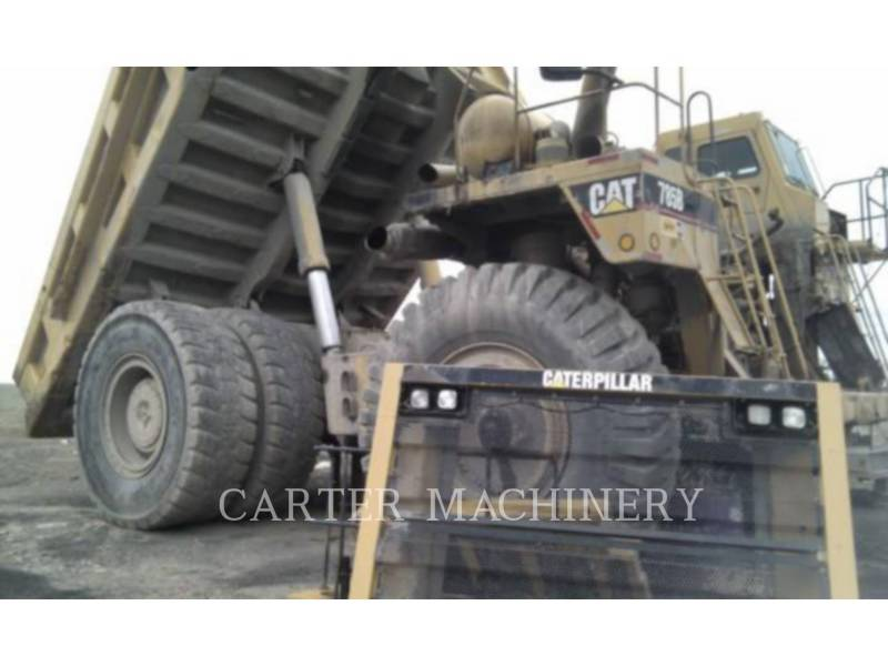 CATERPILLAR KOPALNIANE WOZIDŁO TECHNOLOGICZNE 785B equipment  photo 1
