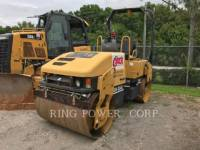 CATERPILLAR COMPACTEURS TANDEMS VIBRANTS CB334E equipment  photo 1