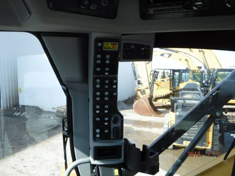 CATERPILLAR MOTOR GRADERS 140M3AWD equipment  photo 15
