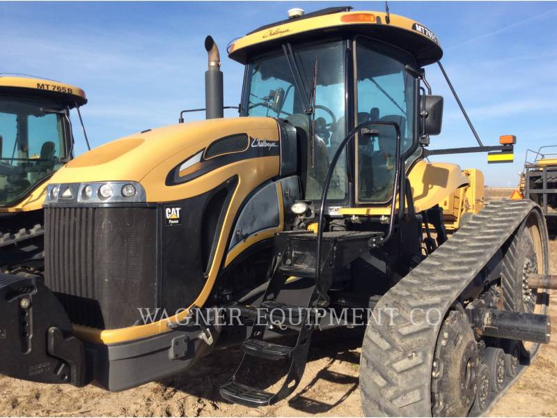 AGCO TRACTEURS AGRICOLES MT765C-UW equipment  photo 1