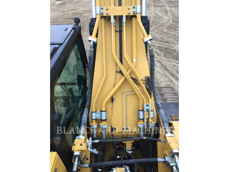 CATERPILLAR PELLES SUR CHAINES 336E equipment  photo 10