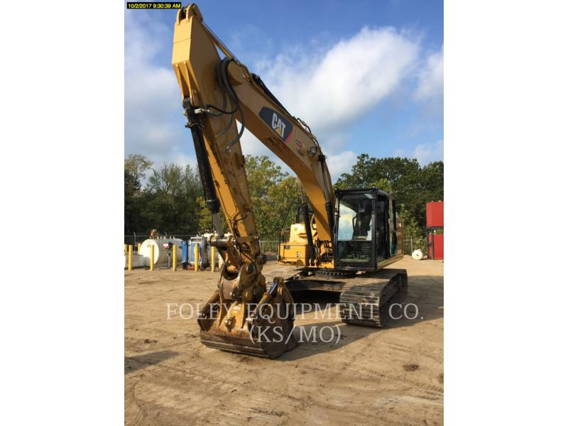 CATERPILLAR EXCAVADORAS DE CADENAS 323FL9 equipment  photo 1