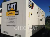 CATERPILLAR PORTABLE GENERATOR SETS XQ200 equipment  photo 1