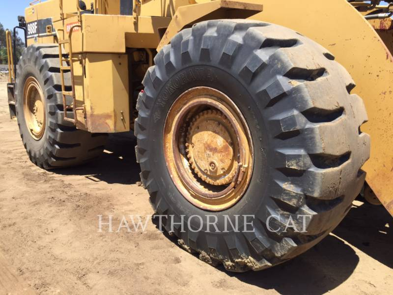CATERPILLAR CARGADORES DE RUEDAS 988F equipment  photo 8