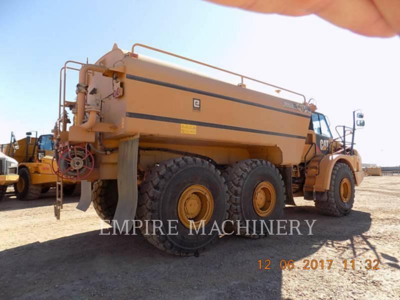 CATERPILLAR ARTICULATED TRUCKS 740B equipment  photo 2