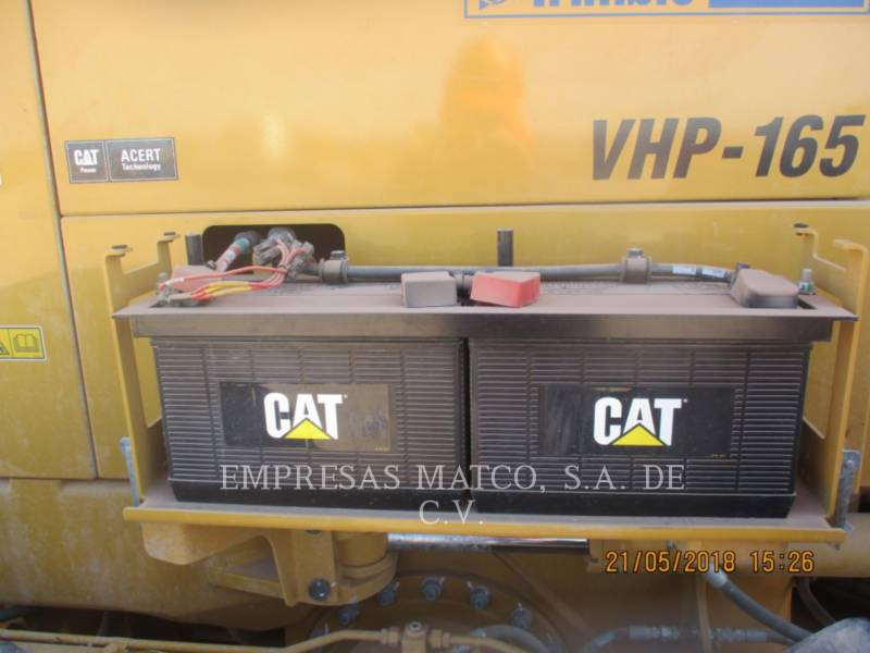 CATERPILLAR MOTORGRADER 12K equipment  photo 20