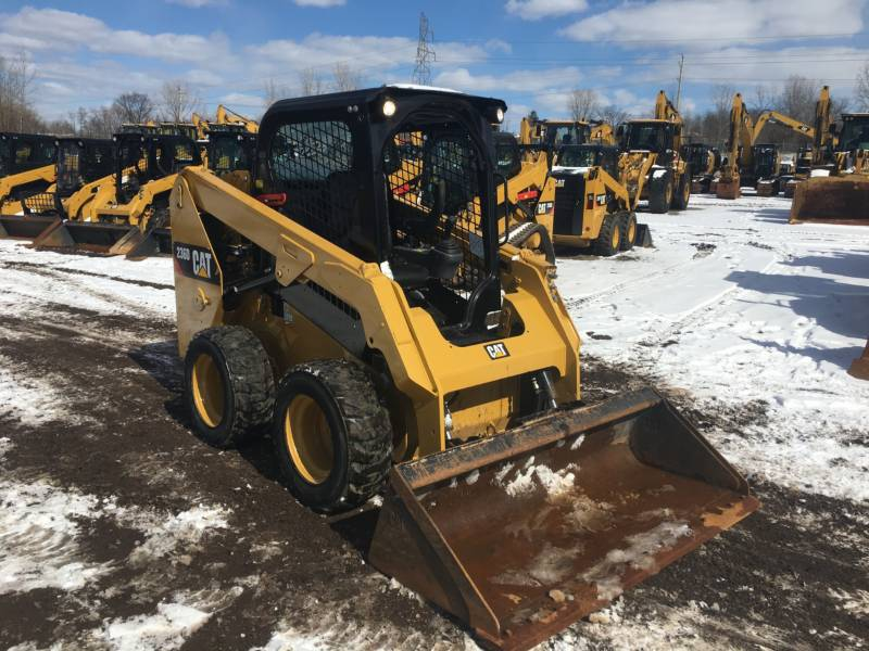 CATERPILLAR MINICARREGADEIRAS 236D equipment  photo 7