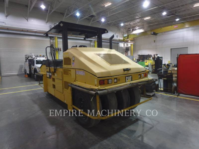 CATERPILLAR GUMMIRADWALZEN CW34 equipment  photo 3