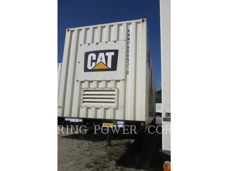 CATERPILLAR POWER MODULES XQ1250G equipment  photo 3