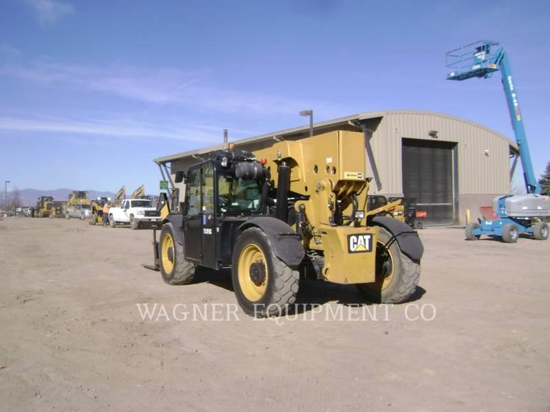 CATERPILLAR TELEHANDLER TL1255C equipment  photo 2